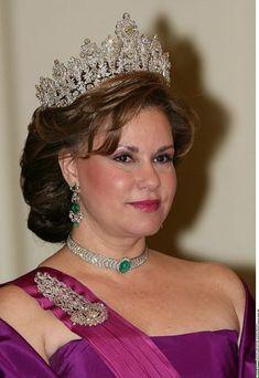 Su Alteza Real la Gran Duquesa María Teresa de Luxemburgo