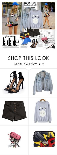 """Romwe"" by polyandrea ❤ liked on Polyvore featuring Boohoo, American Apparel, H&M, 3.1 Phillip Lim and Monki"