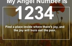 Angel Number 1234 and its Meaning