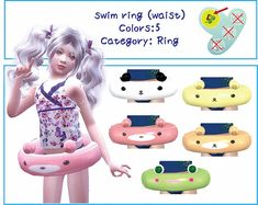 swim ring (CHILD)