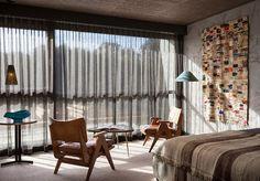 Un hotel lleno de arte (y un montón de buenas ideas muy copiables) · A hotel filled with art (and lots of inspiration for your home)