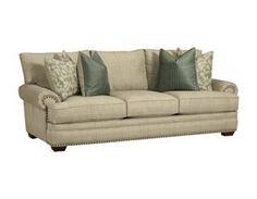 Autumn Breeze III sofa in linen