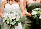 bridesmaid dresses bridesmaid bouquets