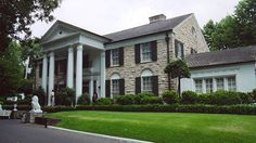Graceland    Presley bought the nearly 14-acre estate in 1957. He died there 20 years later and is buried there along with his parents and a grandmother. A memorial for his twin brother also is located there.