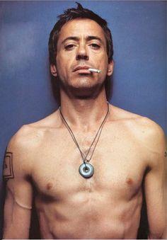 Robert Downey Jr. sexxxyyness