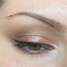 Rose Gold Eyeshadow Look