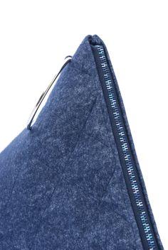 "Bag ""Twist""- navy blue"