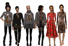 Sims2City: Dolce&Gabbana...& Cat!