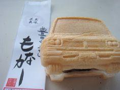 車のまち 豊田生まれの女性経営者奮闘記: 車のお菓子、大集合!