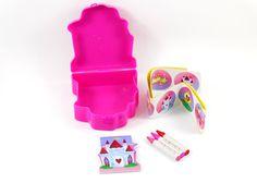 CarefreeCrafts.com  Princess Castle Stationary Kit