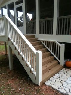 Scrn porch with t&g ceiling