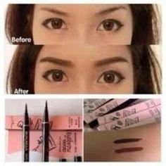 Eyebrow Tatto Monomola merupakan broduk baru dari monomola, Eyebrow Tatto Monomola sebagai make up mata yang tahan air selama 7 hari,