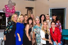 So overjoyed to be celebrating the Fierce Fifty Revolution with these beautiful, strong women!