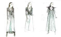 """""""Dark Sansa"""" costume from season 5"""