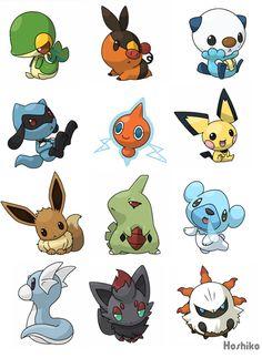 Pokemon little ones