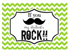 Novembrino Novembrino Wilkins Hammons u always think u have great students but ur a great teacher but thought u would like this Stars Classroom, Classroom Signs, School Classroom, Classroom Themes, Classroom Organization, Teaching Themes, Teaching Math, Rock Star Theme, Rock Sign