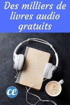 Vous cherchez des livres gratuits en ligne à écouter pendant vos trajets ou chez vous ? En Français, pour les enfants, en anglais... il existe des milliers de livre audio gratuits à télécharger. Découvrez les meilleurs sites ! Roman, Android Hacks, Android Art, Technology World, Over Ear Headphones, Audio Books, Website, Lus, Images
