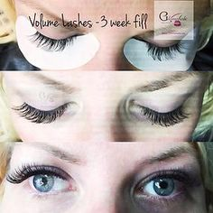 Glamoholic Eyelash Extension Gallery, Brooklin, Whitby. Russian Volume Lashes 3D- 4D Russian Volume Lashes, Eyelash Extensions, Eyelashes, 3d, Gallery, Lash Extensions, Lashes