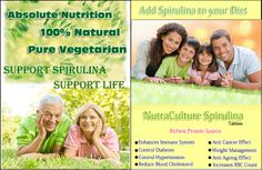 Add #Spirulina to Your #Diet & Replace those Expensive Supplements