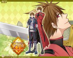 Ace (Knight of Hearts) - Diamond no Kuni no Alice