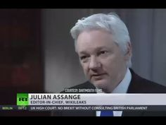 'Trump won't be permitted to win' - Assange interview with John Pilger (Courtesy Darthmouth Films) - YouTube