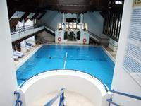 Pine Cliffs indoor heated pool