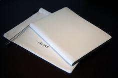 Coveted: Celine FW 2012 Portfolio and Valextra Macbook Air Portfolio | THIRD LOOKS