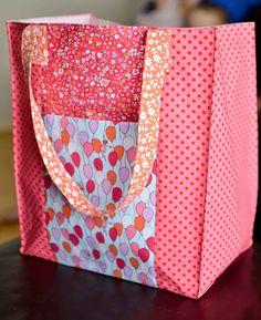 grocery bag/library bag etc