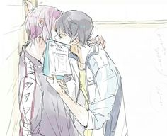 Hidden Kiss  HaruxRin