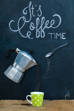 Coffee Time! by miri