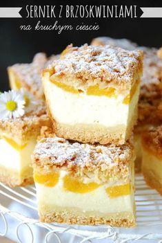 Polish Desserts, Polish Recipes, Cookie Desserts, Other Recipes, Sweet Recipes, Cake Recipes, Dessert Recipes, Fondant Cupcakes, Cupcake Cakes