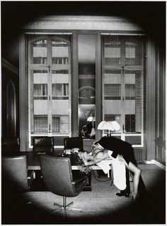 Office Love, Paris by Helmut Newton on artnet Auctions