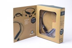 Amazon.com: Wireless Bluetooth Headphones Headset with Microphone - Speakers Earbuds Microphone - Black Great for Sport & Business - Stereo Earphone for Iphone Samsung - Universal, Call Vibration, Voice Guidance & Noise Cancellation - Ultra Light Flexible Neckband Design - 2015 MODEL - FREE Gift BONUS Fabric Cover: Cell Phones & Accessories