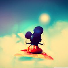 Mickey Mouse is a funny animal cartoon character and the mascot of The Walt Disney Company. He was created by Walt Disney and Ub Iwerks at the Walt Disney Studios in 1928 Cool Wallpapers Cute, Cute Backgrounds For Iphone, Cute Pastel Wallpaper, Best Iphone Wallpapers, Girl Wallpaper, Galaxy Wallpaper, V Cute, Beautiful Nature Wallpaper, Wallpaper Gallery
