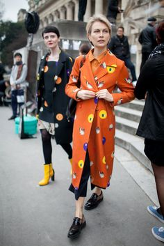 They Are Wearing: Paris Fashion Week | WWD