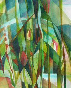 Emergence - Debra Andrews Artist, BC Canada