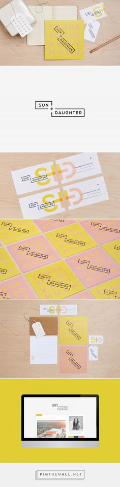 Sun + Daughter Lifestyle Blog Branding by Serafini Creative | Fivestar Branding Agency – Design and Branding Agency & Curated Inspiration Gallery
