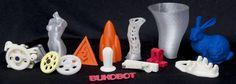 3D Image You Can Printer | Bukobot | Deezmaker