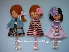 THIS SPANISH SITE HAS HUNDRES OF 'HANGING DOLLS' FOR SALE AND FOR INSPIRATION... BROOCHES NEREUCHI: hanging dolls