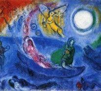 Marc Chagall Werke Sinnbilder Eines Lebens Einrichtungsideen