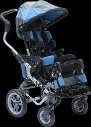 Kids Fast wheelchair by Quantum