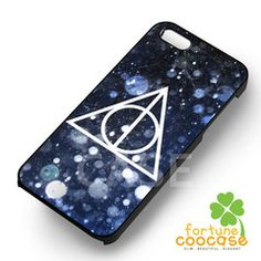 deathly hallows night for iPhone case, iPhone case, iPhone 6 case, iPhone Samsung Edge Harry Potter Phone Case, Samsung, Phone Cases, Snow, Iphone, Eyes, Let It Snow, Phone Case