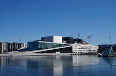 Opera House in Oslo.