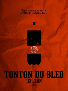 MINIMAL POSTER TONTON DU BLED 113