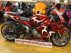 Awesome *** 2006 Honda Cbr 600rr *** Custom for sale on 2040-motos