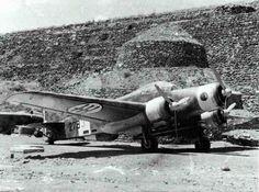 In front to Pantelleria's hangar