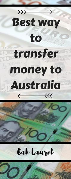 Best way to transfer money to Australia. Different options to save you fees, charges and get you a good rate. Engineering Colleges In India, Disney And More, Frappe, Derp, Monogram Canvas, Save Yourself, Saving Money, Food And Drink, Australia