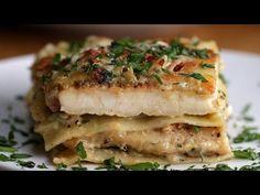 Chicken Alfredo Lasagna - YouTube