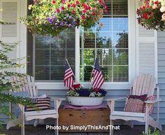 Front porch.  Love it.