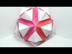 【オリジナル】えるあーるすけA30枚組【ユニット折り紙】30 - YouTube